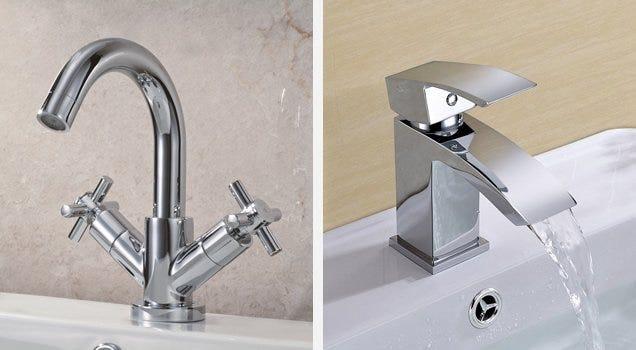 Bathroom Taps Basin Taps Bath Taps Plugs Wastes