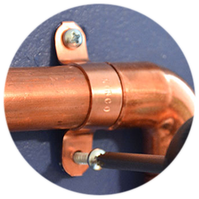 Pipe Covers & Clips