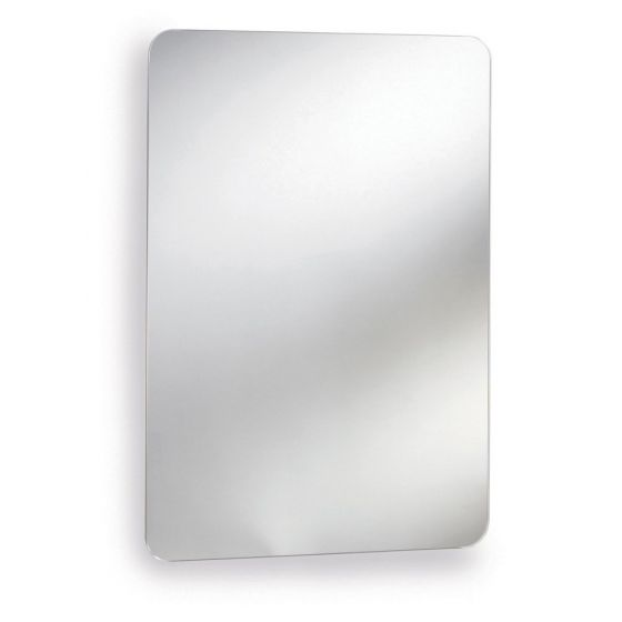Image Stainless Steel Mirrored Cabinet 660mm x 460mm
