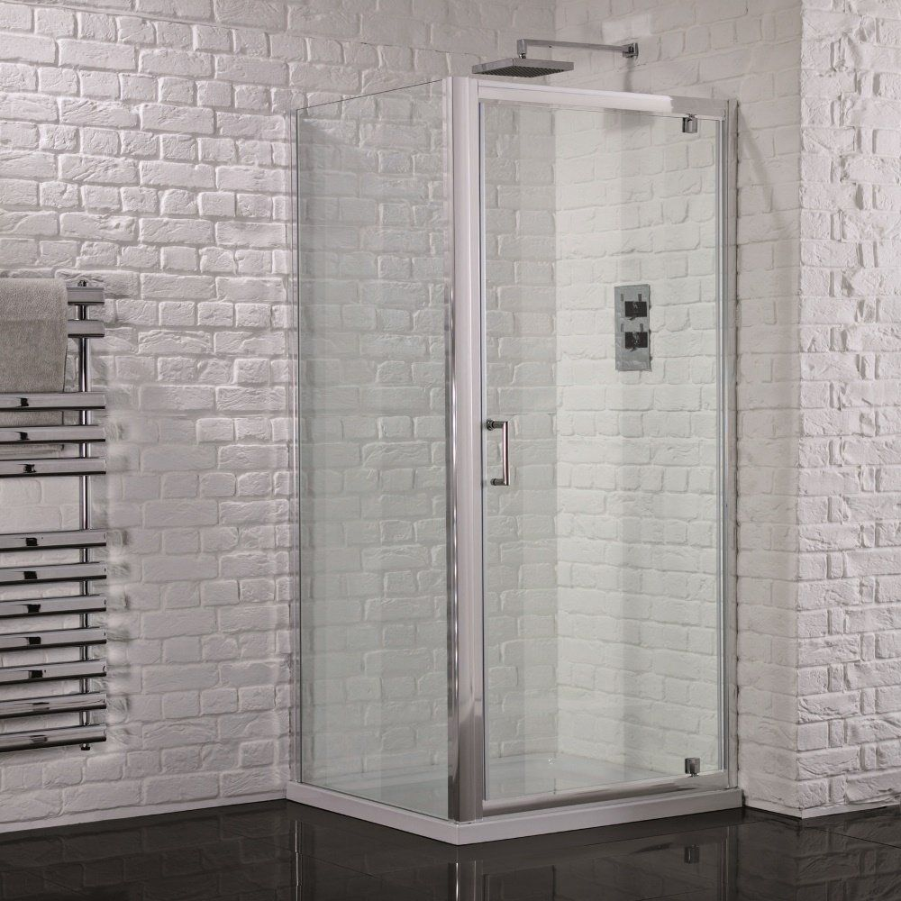 Aquadart Venturi 6 Pivot Shower Door 800mm