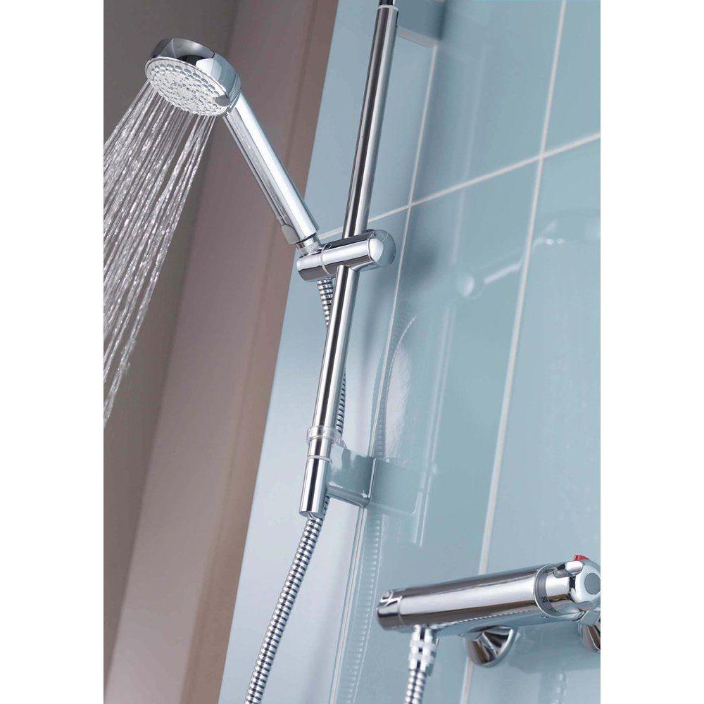 Aqualisa Midas 100 Bar Mixer Shower With Adjustable Head