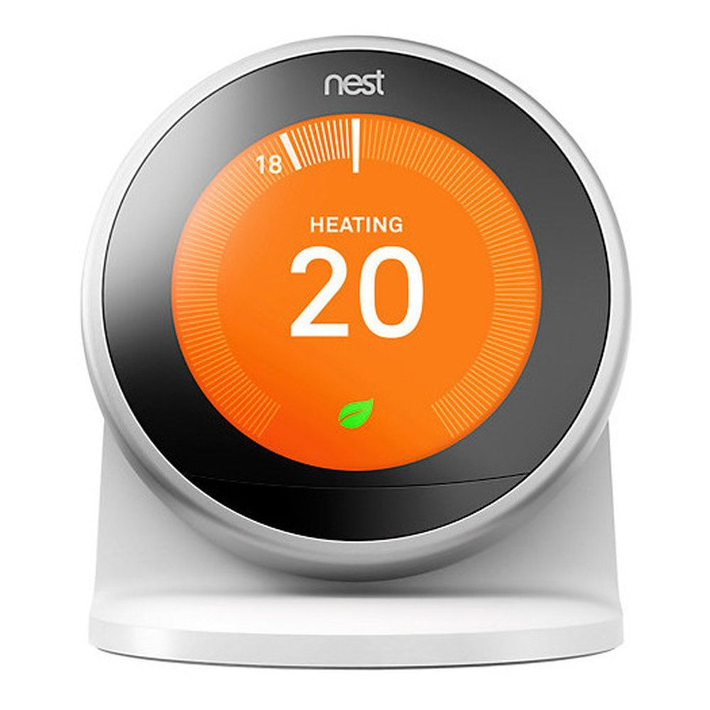 nest at2100ed stand for 3rd generation learning thermostat. Black Bedroom Furniture Sets. Home Design Ideas