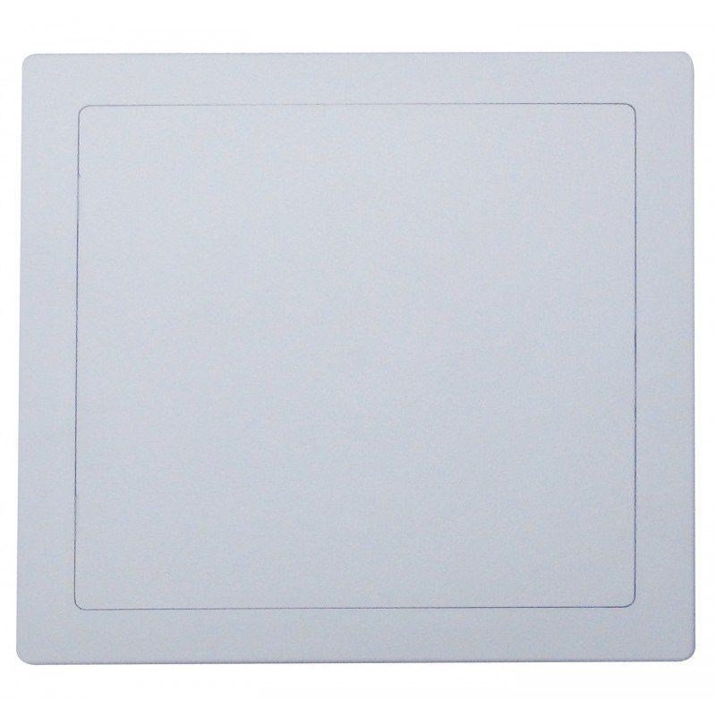 Wall Access Panel : Plastic push fit wall access panel mm