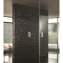 Aquadart Wetroom Floor to Ceiling Post