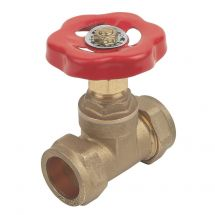 15mm Compression Gate Valve