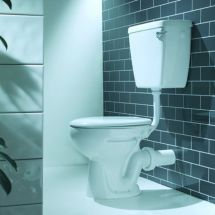 Lecico Comfort Height Low Level WC Pan