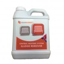 Liquid Science Central Heating System Sludge Remover - 1 Litre