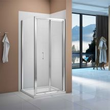 Merlyn Vivid Boost Bifold Shower Door