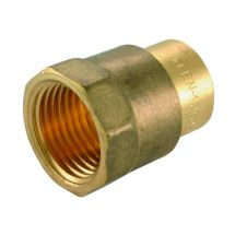 Solder Ring Female Iron Coupler 22mm x 3/4""