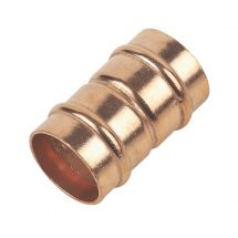 Solder Ring Imperial Pipe Adaptor 15mm x 1/2""