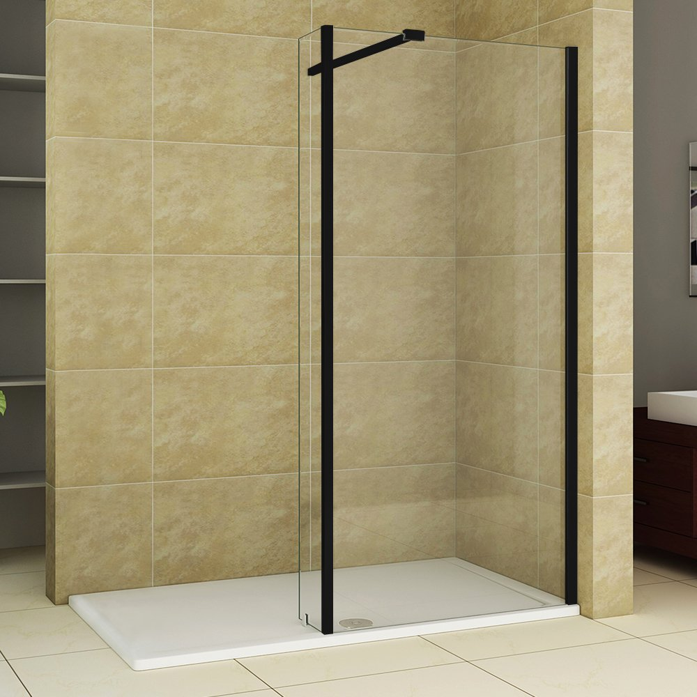 amazon tools shower ibathuk dp walk wet enclosure all in panel screen uk glass sizes diy co room